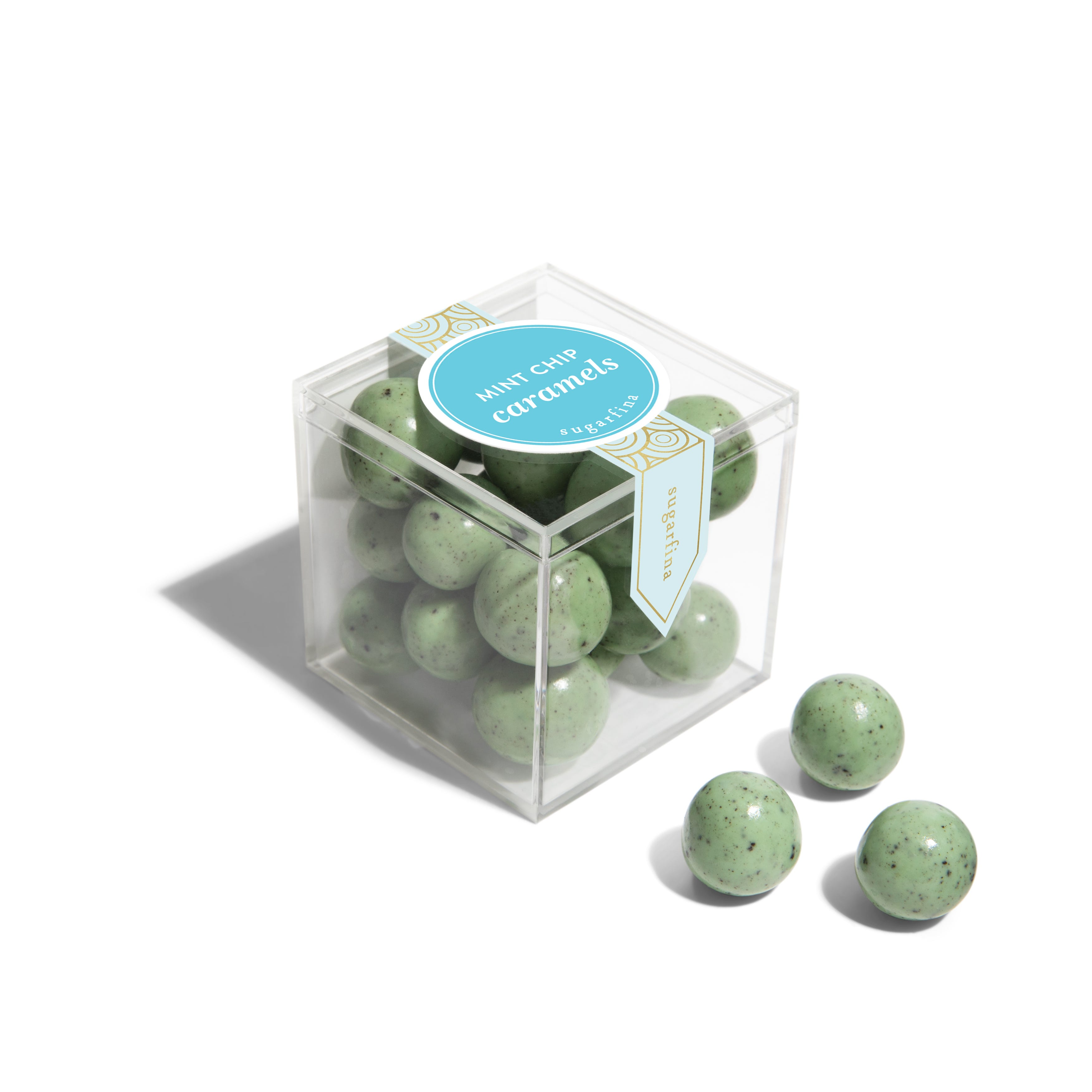 Mint Chip Caramels - Small