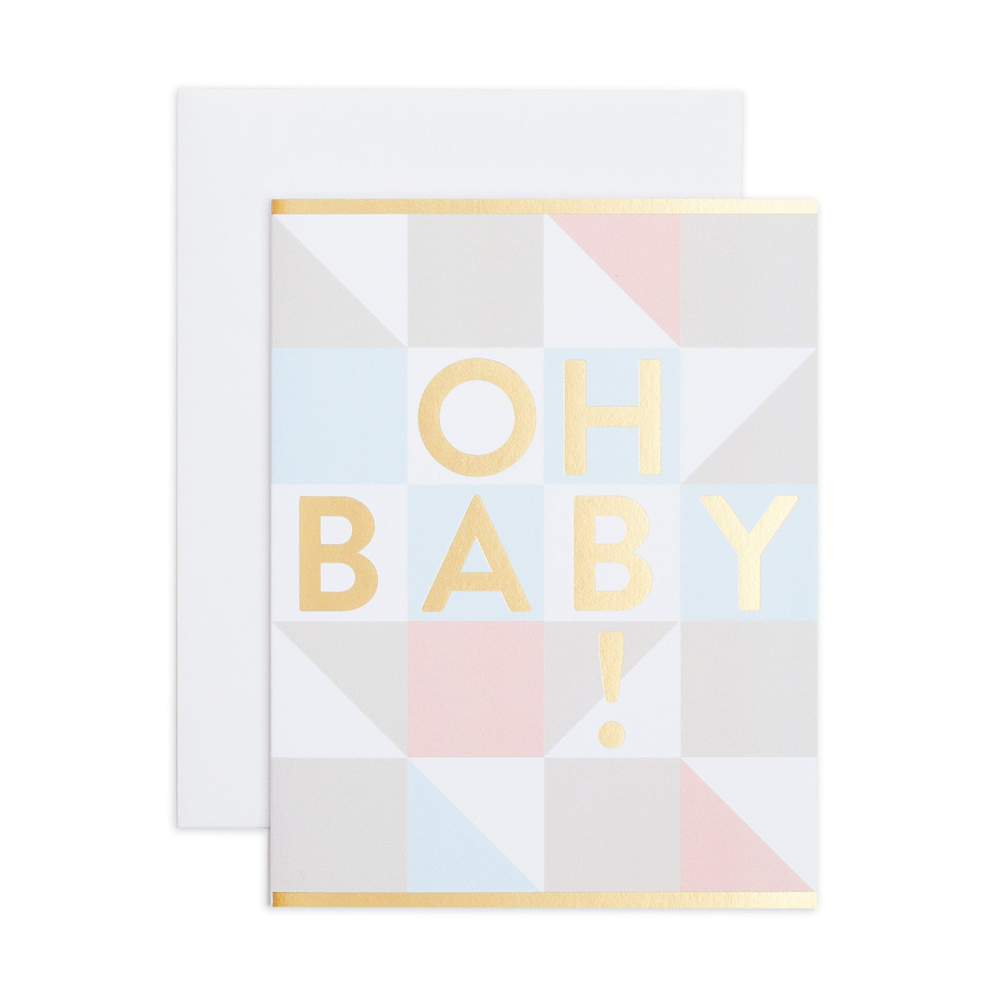 Oh Baby! Card
