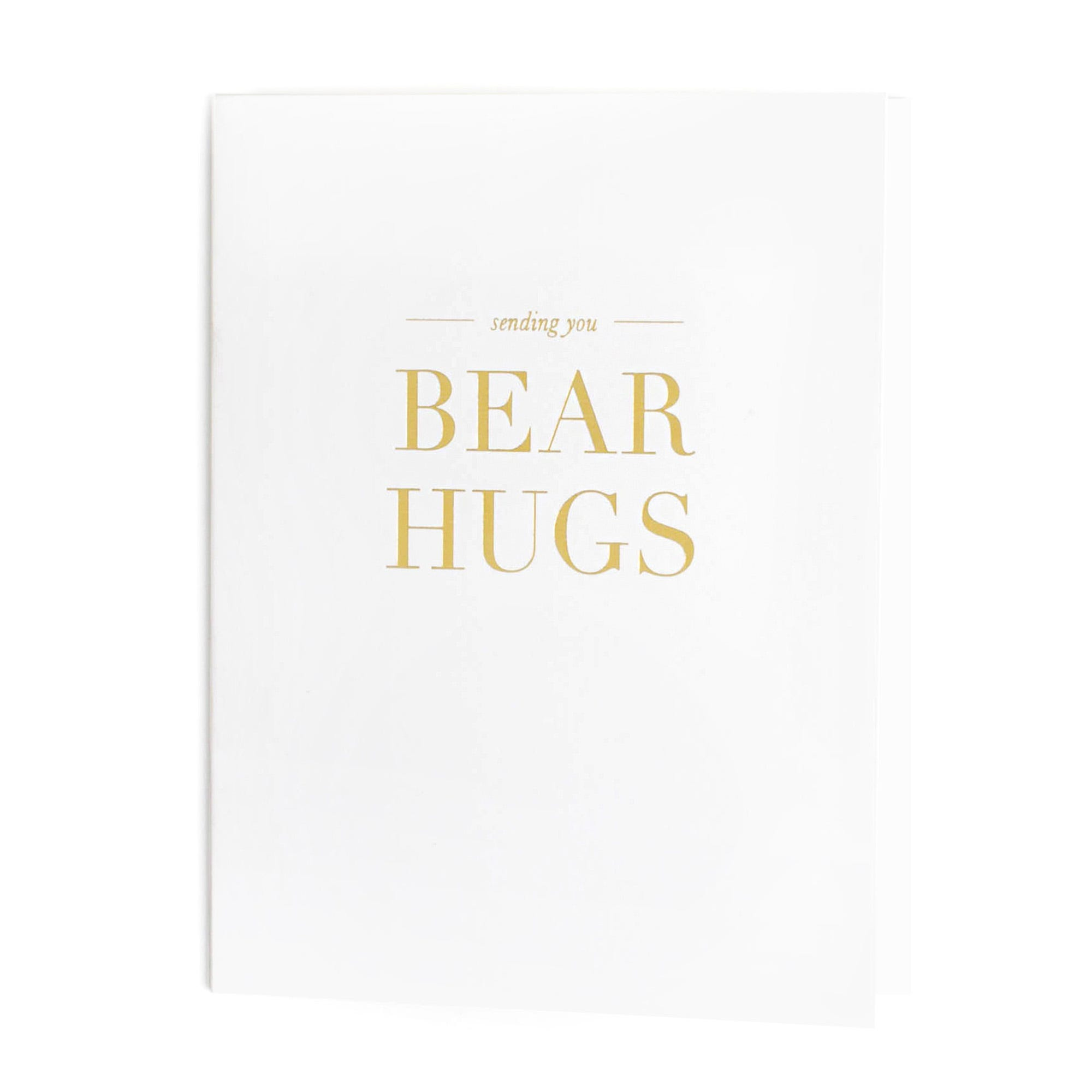 Bear Hugs Card