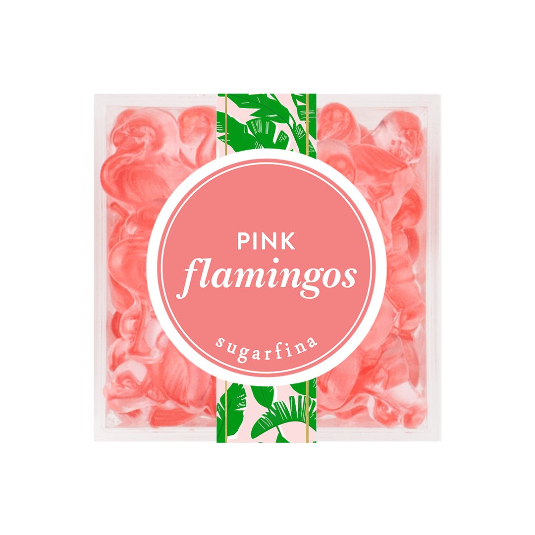 Taste of Paradise Collection: Pink Flamingos