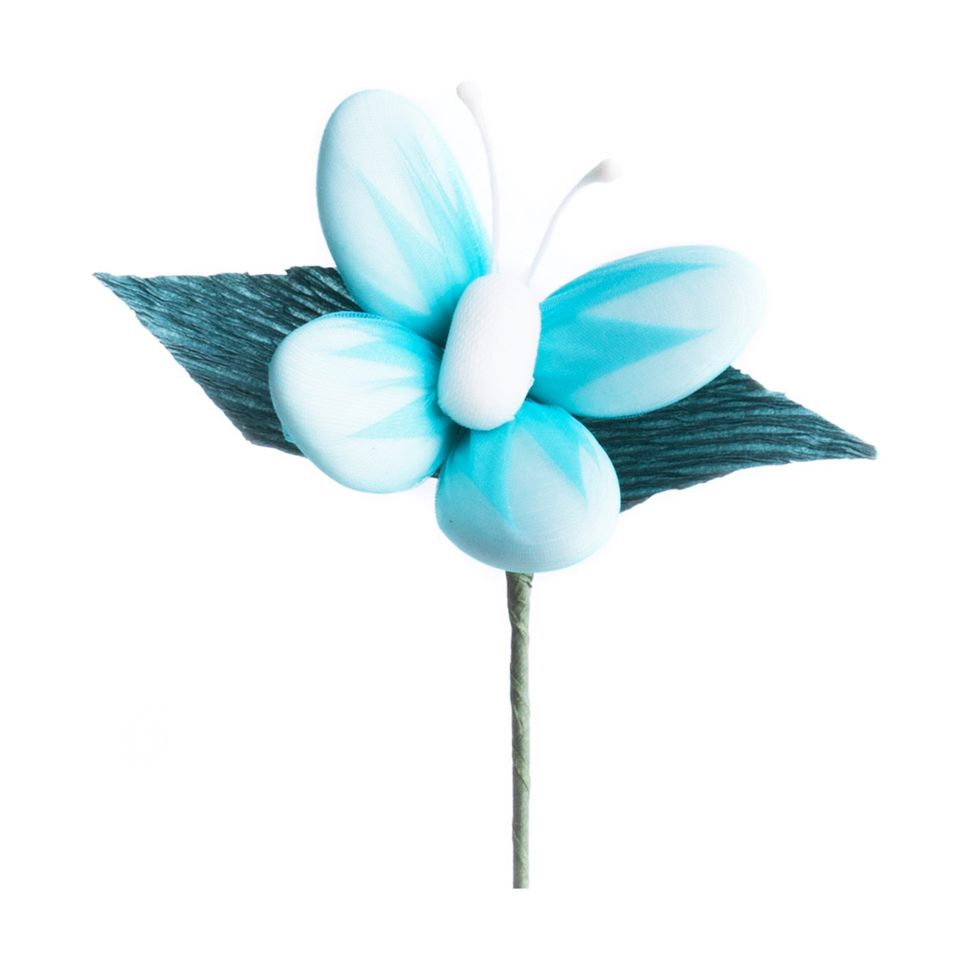 Candy Flowers - Blue Butterfly
