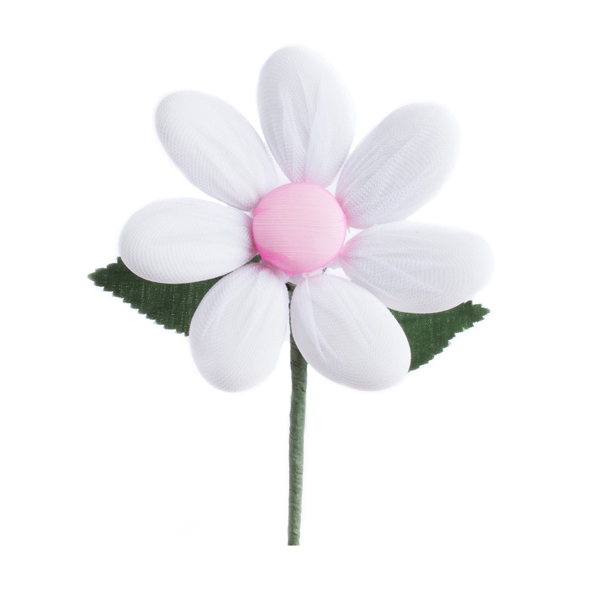 Candy Flowers - White Daisy