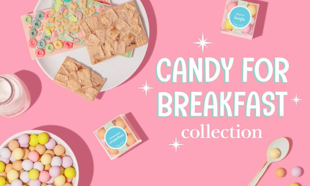 Sugarfina Candy for Breakfast – Inside Our New Collection