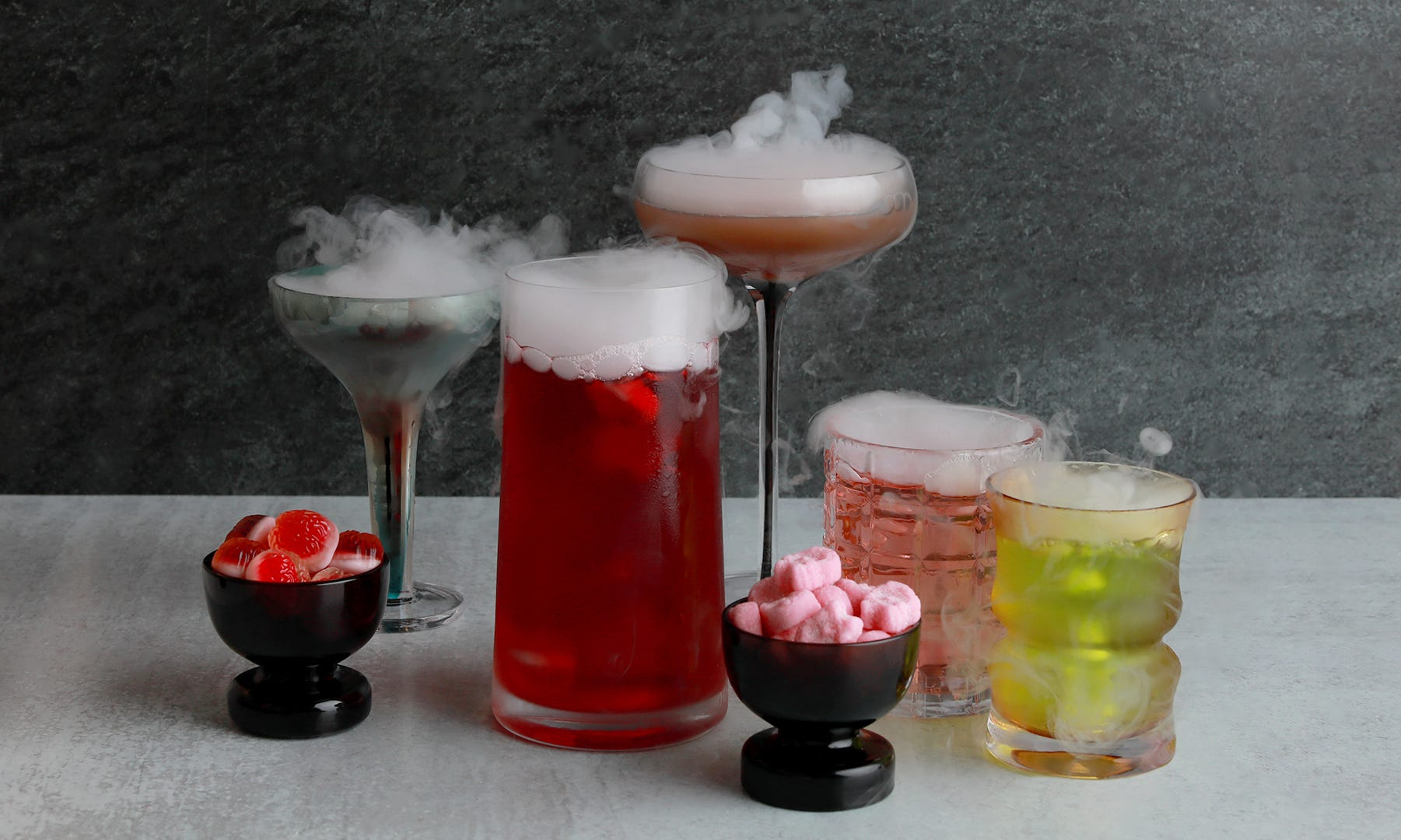 6 Halloween Cocktail Recipes Perfect for Scary Movie Night