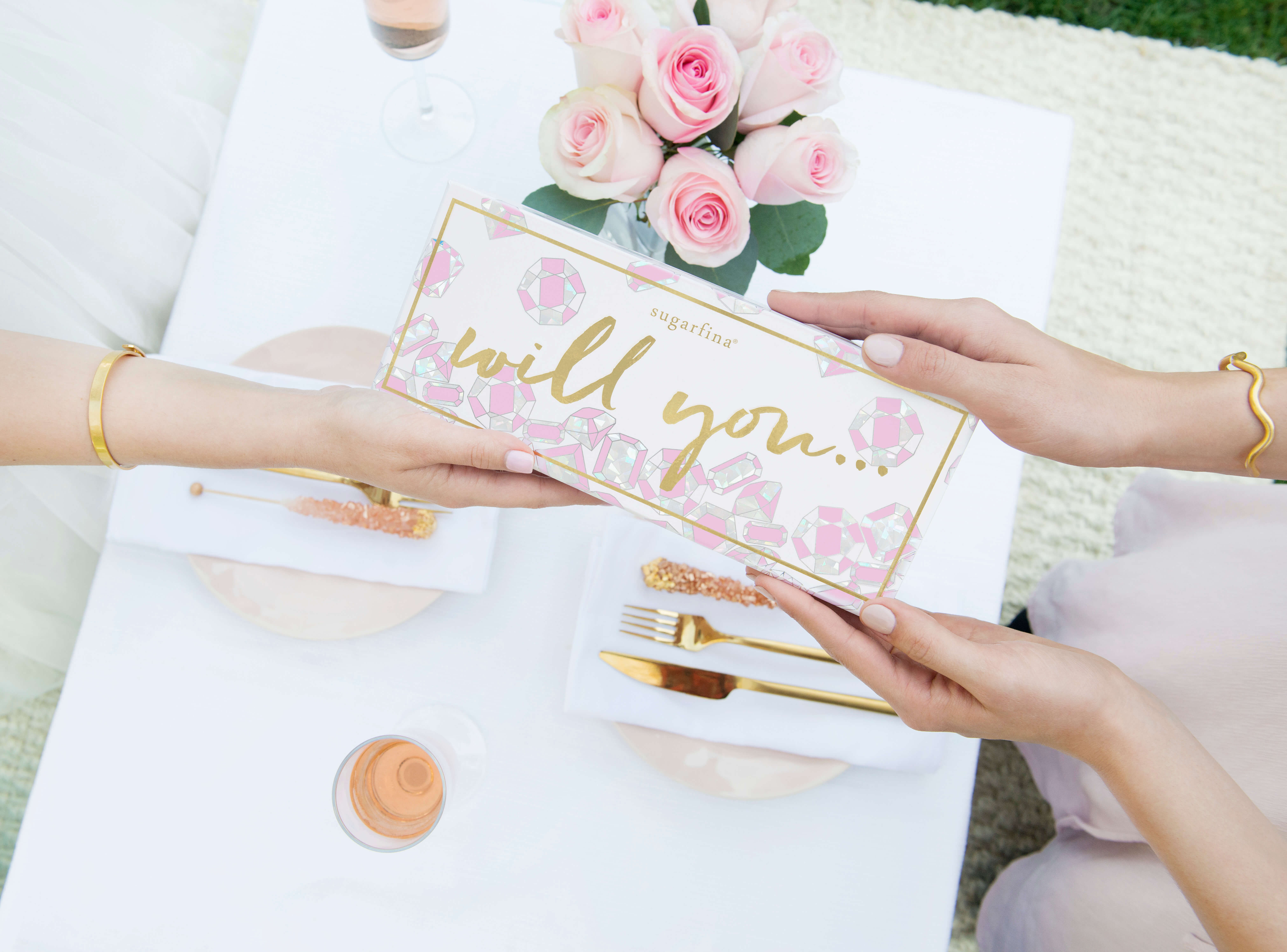 THE TOP 5 SWEETEST BRIDESMAID PROPOSAL IDEAS