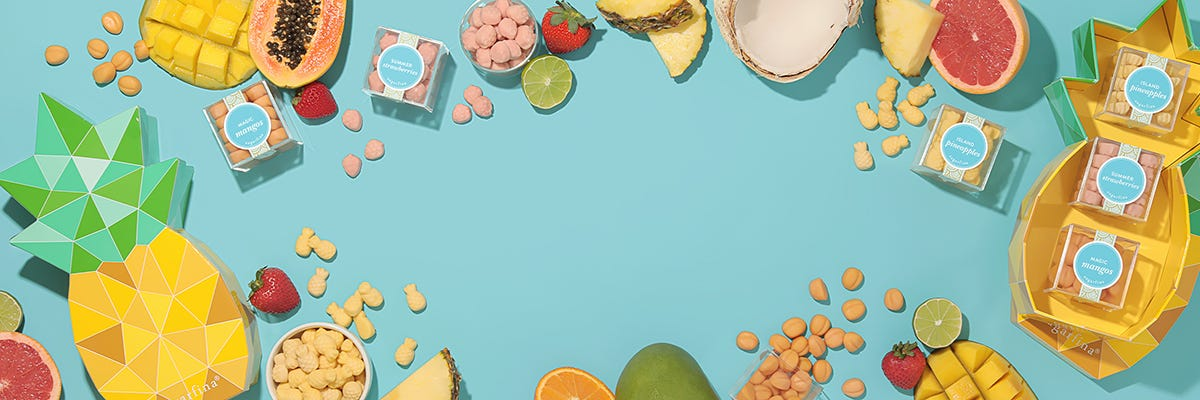 Shop the Sugarfina Tropical Collection now