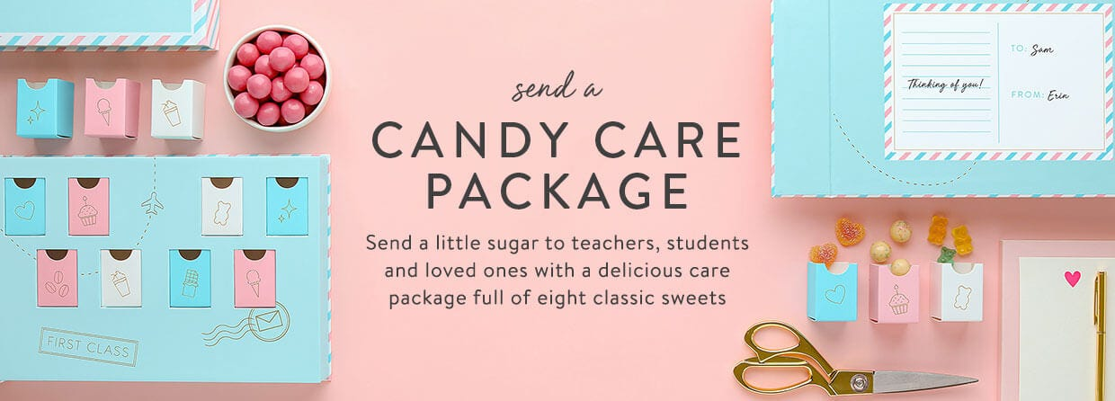 Send a Candy Care Package