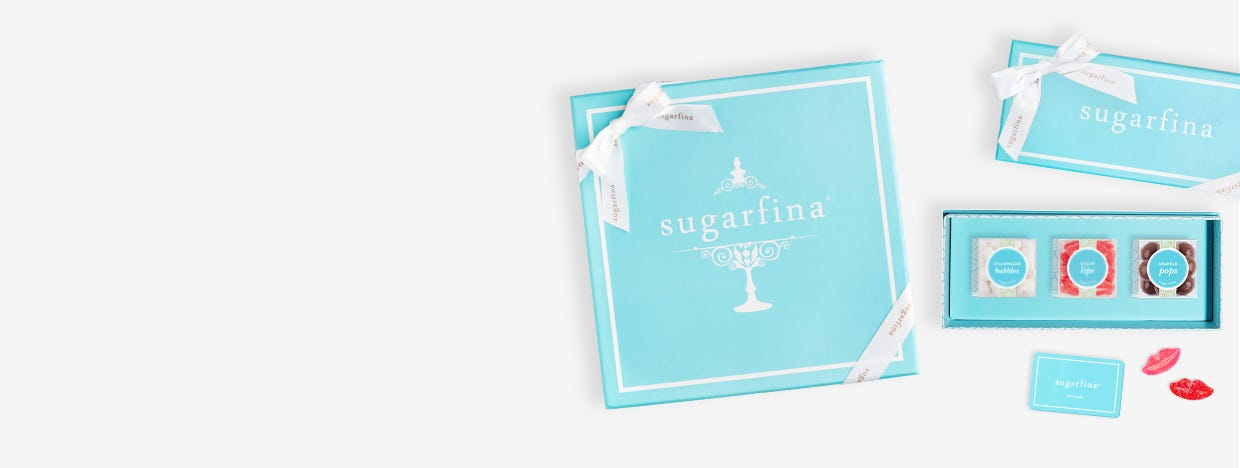 Need a Gift Idea? Check out all the great things you give from  Sugarfina