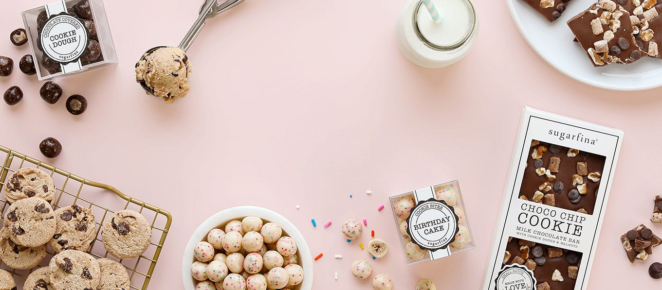 Introducing the Sugarfina Cookie Candy Collection